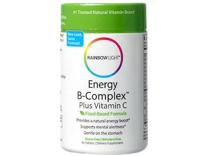 Rainbow Light Energy B-Complex