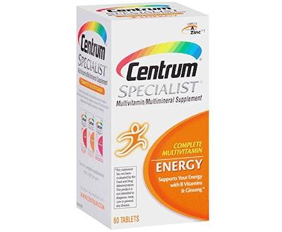 Centrum Specialist Energy Multi-Vitamins