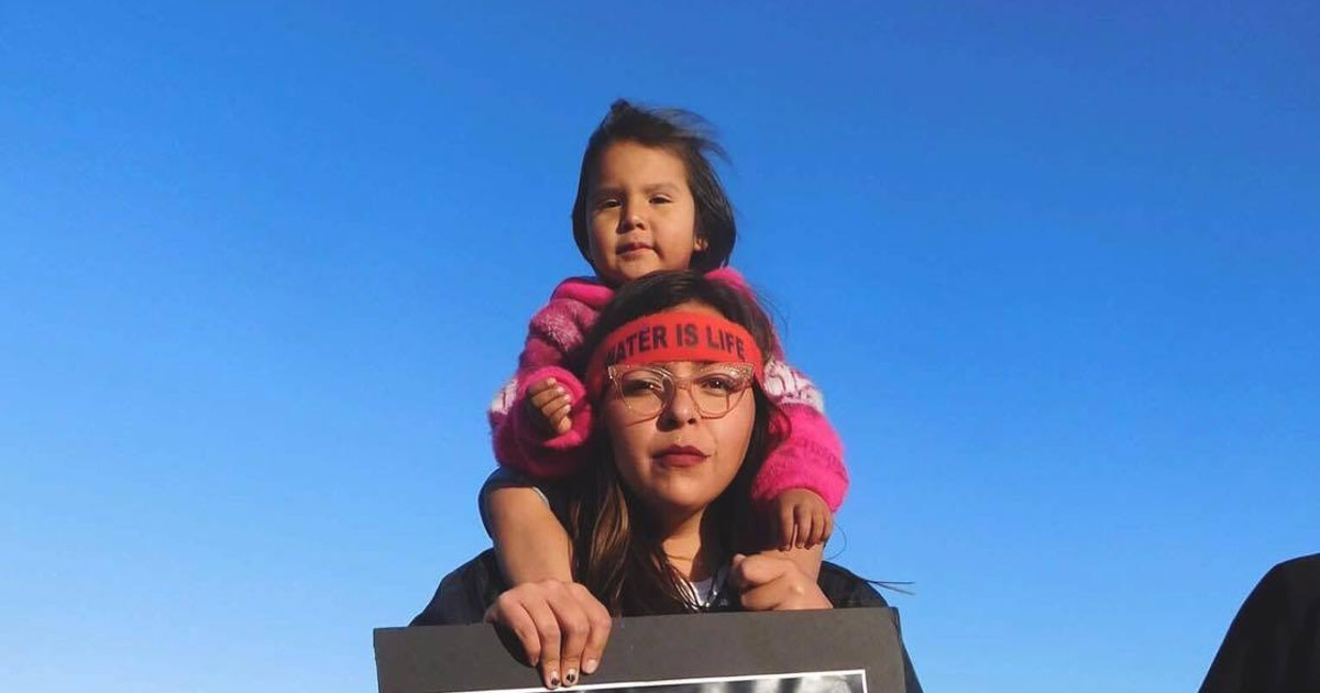 This Is The Frightening Way Fossil Fuels & Violence Against Native Women Are Connected