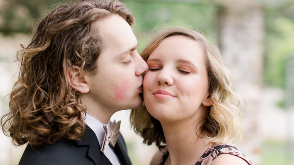 f70a28632e57 24 Prom Captions For Couples That'll Have You Slow Dancing The Night Away