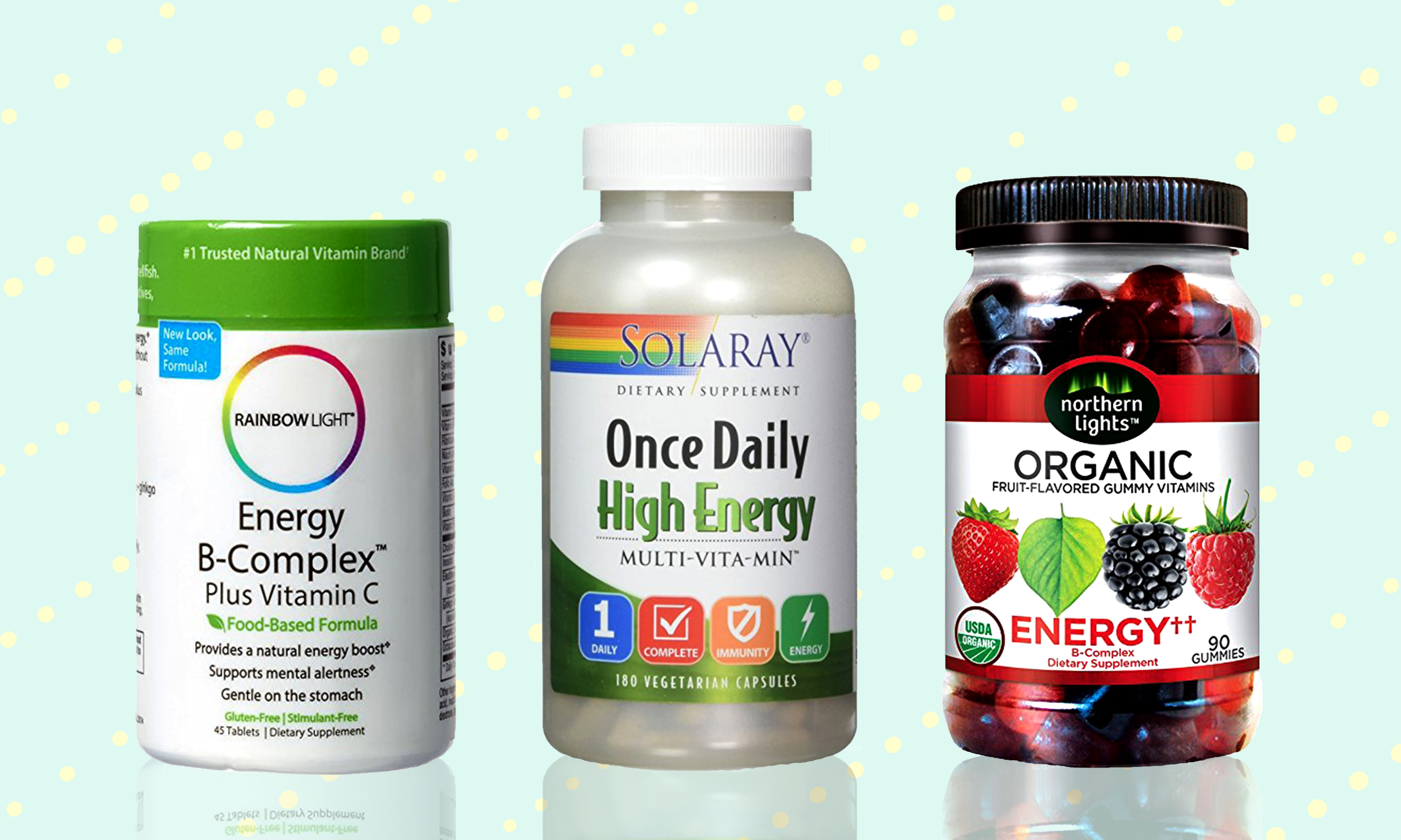 Vitamins For Energy >> The 5 Best Vitamins For Energy