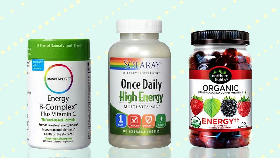 Vitamins For Energy >> The 5 Best Vitamins For Energy
