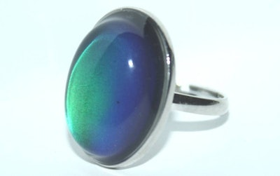 Bewild Original Oval Mood Ring
