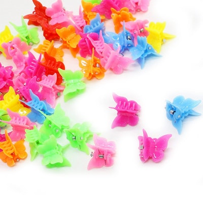 HUELE Butterfly Hair Clips