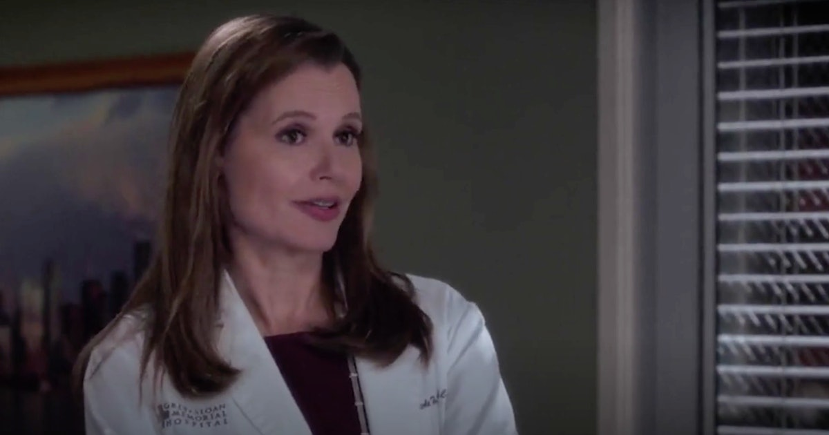 Geena Davis\' \'Grey\'s Anatomy\' Return May Be Connected To Another ...