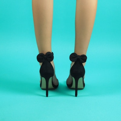 The Mouse Ear Heel