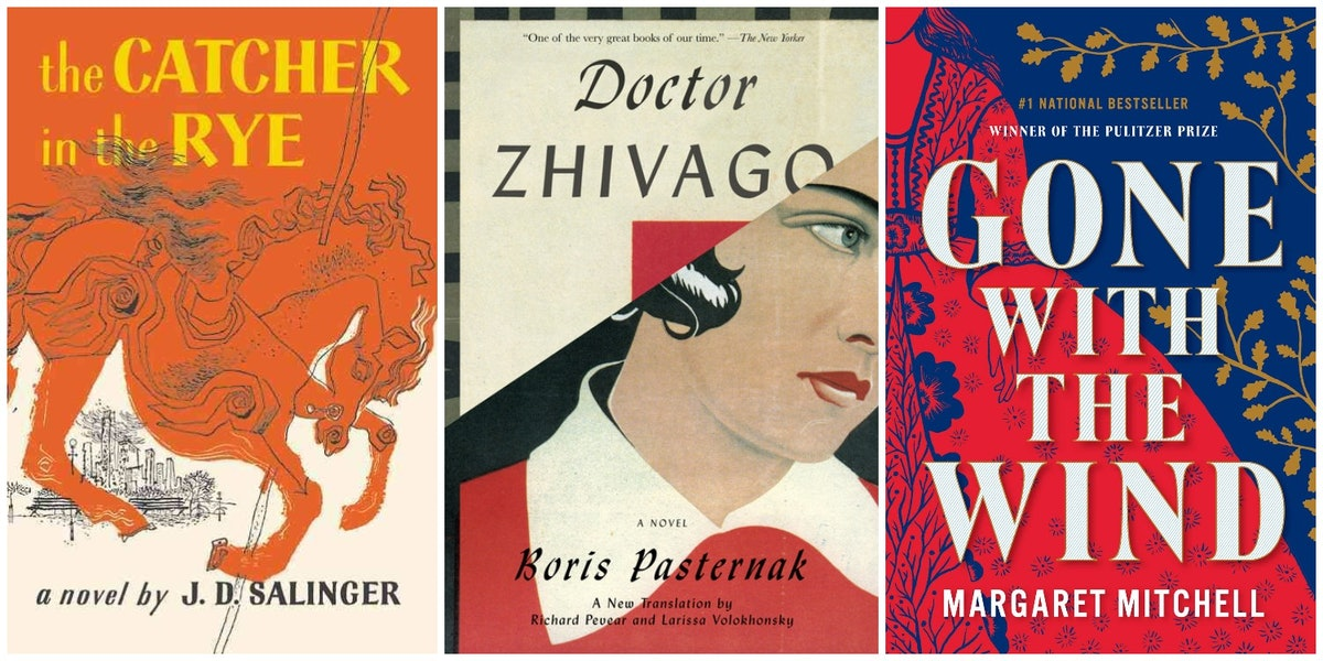 10 Most Famous One-Hit Wonders In Literature, From J.D. Salinger To Margaret Mitchell