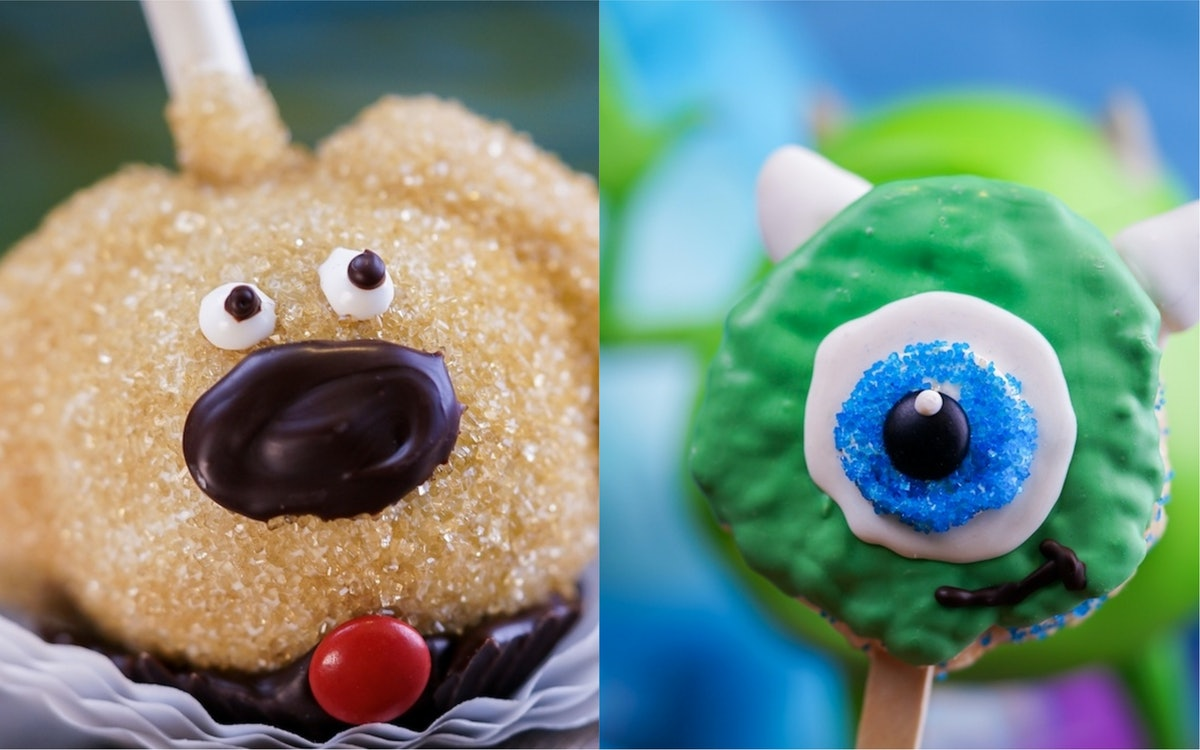 The Desserts At Pixar Fest Are So Cute & Nostalgic You'll Want To Go To Disneyland RIGHT NOW
