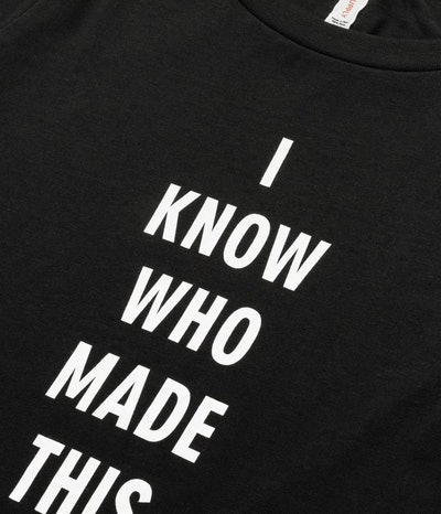 """""""I Know Who Made This"""" Women's T-Shirt"""