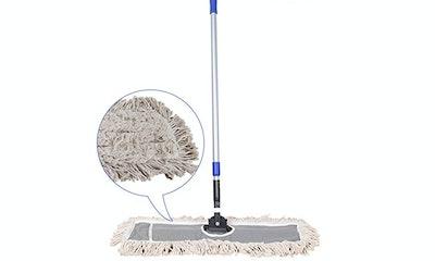 JINCLEAN, 24-inch Industrial Class Cotton Floor Mop