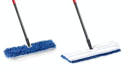 O-Cedar, Dual-Action Microfiber Flip Mop