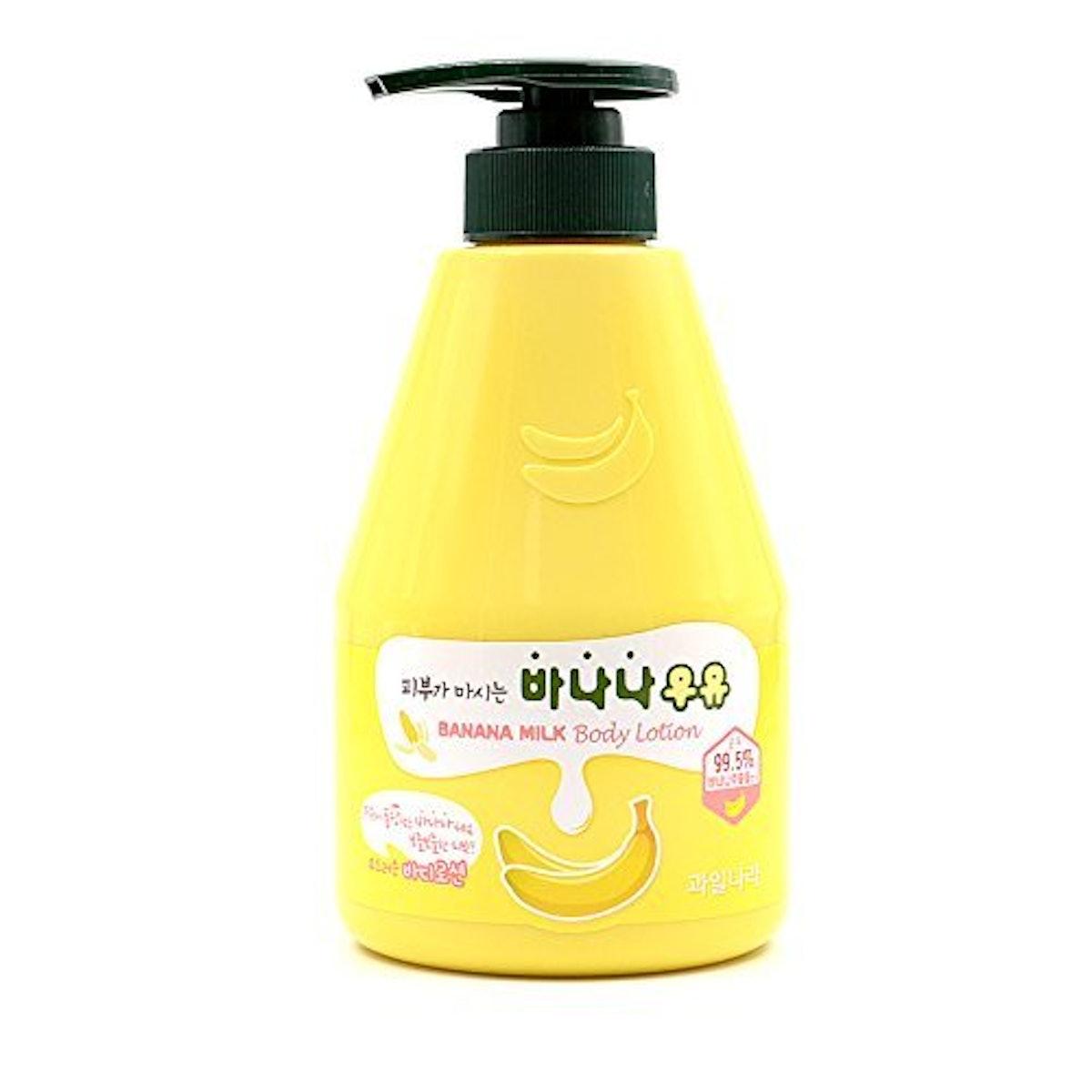 Kwailnara Banana Milk Body Lotion