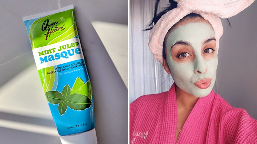 This Queen Helene Mint Julep Masque Review Proves That Pores