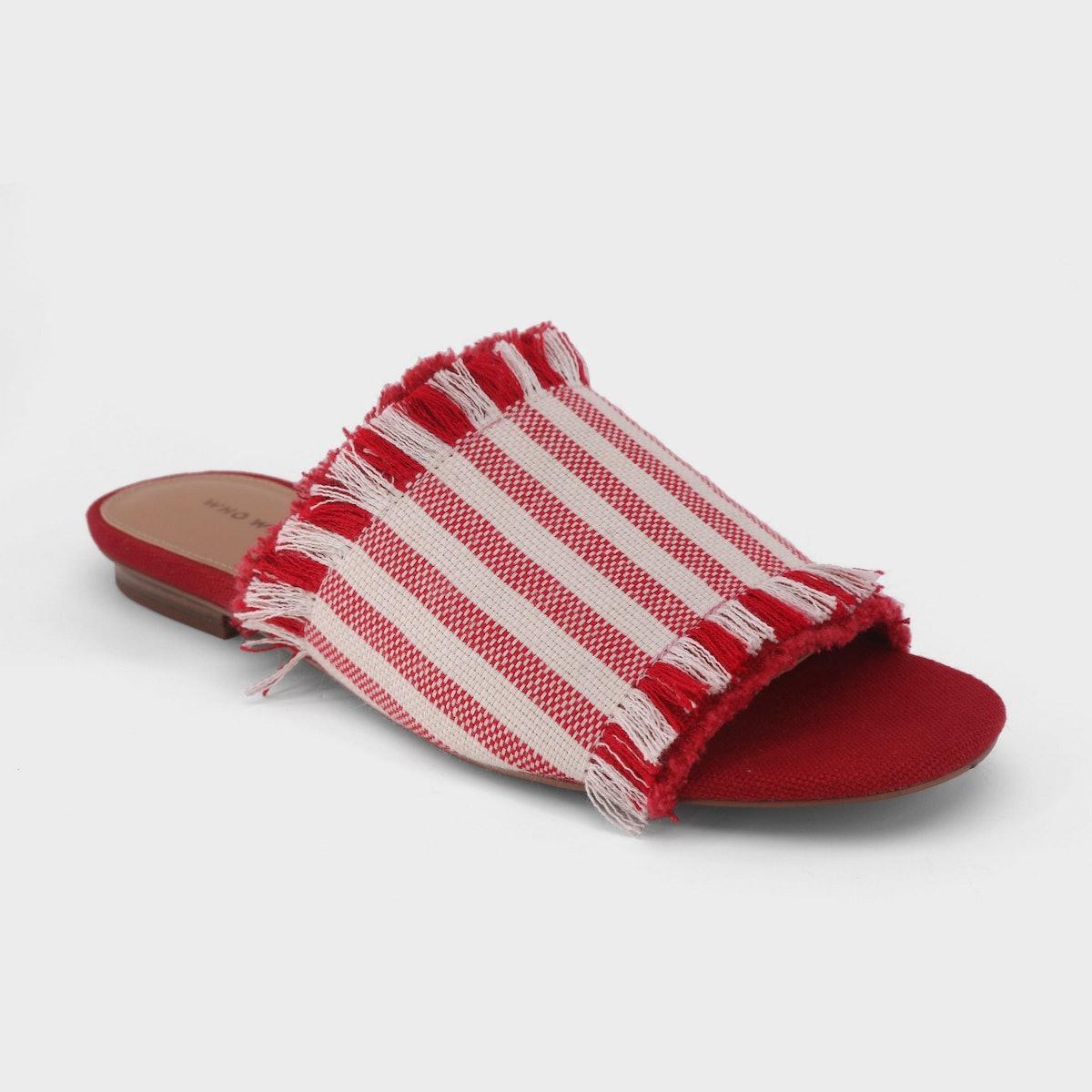 Women's Brielle Slide Sandal - Who What Wear