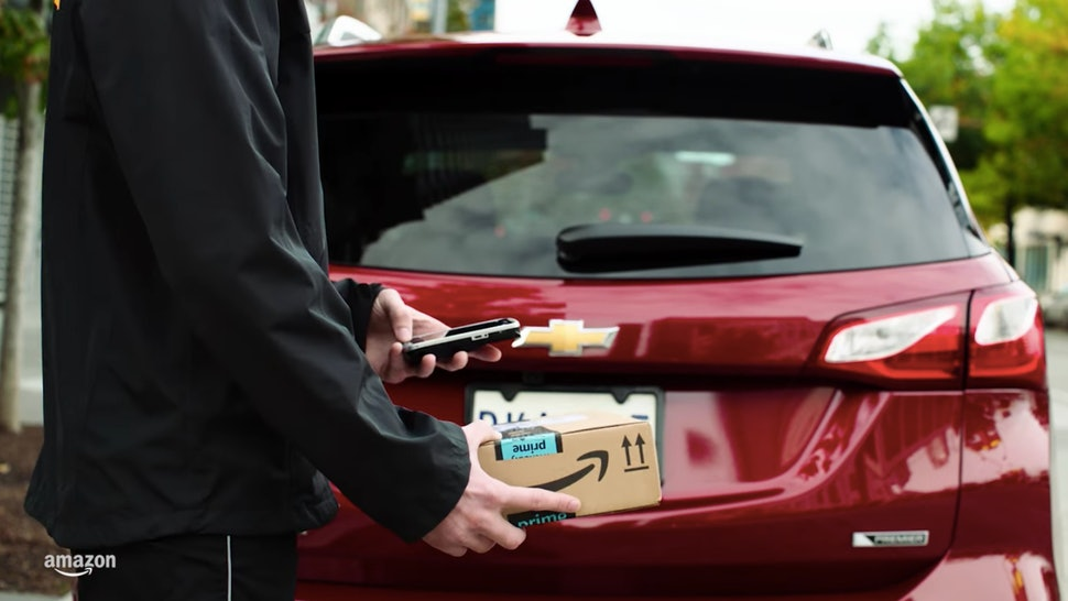 What Is Amazon Key In-Car? The New Service Will Deliver
