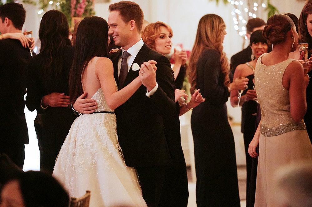 Rachel getting married sex scene