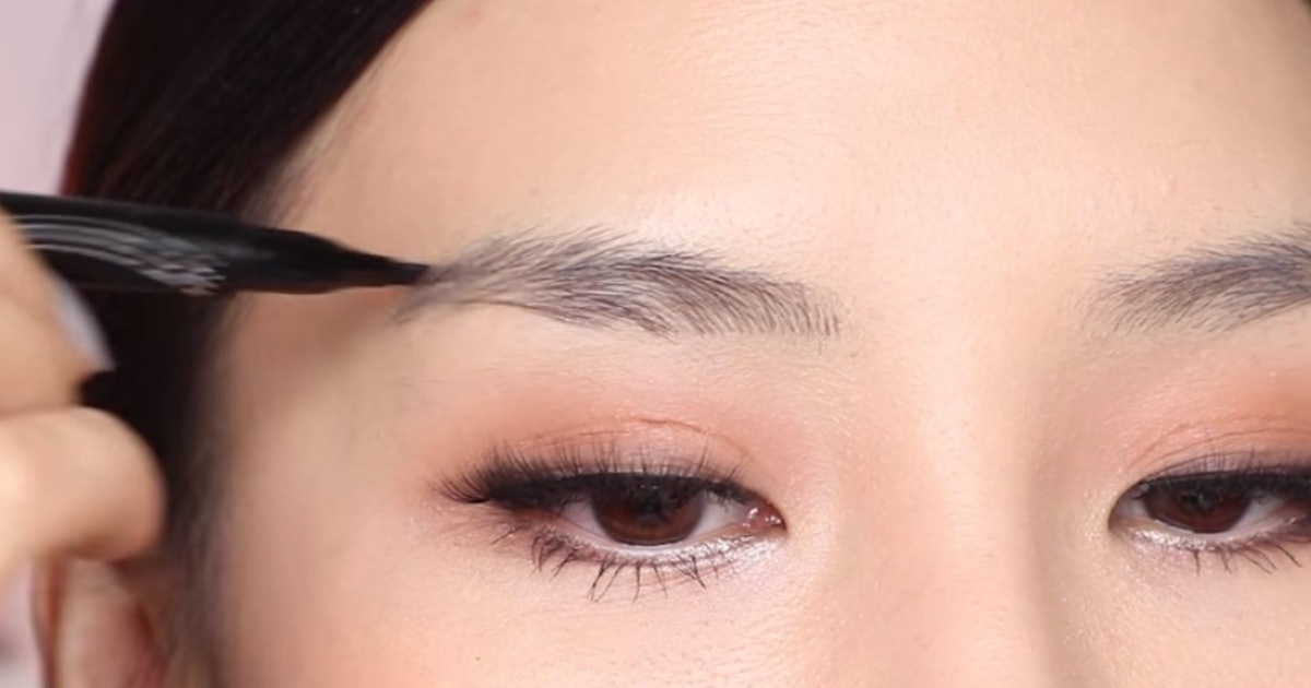 7e89dc40503 Maybelline's New Tattoo Brow Ink Pen Is Meant To Mimic Microbladed Brows &  It's Actually Incredible