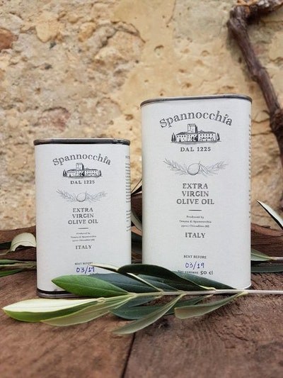 Spannocchia 2017 Organic Extra Virgin Olive Oil - 250ml