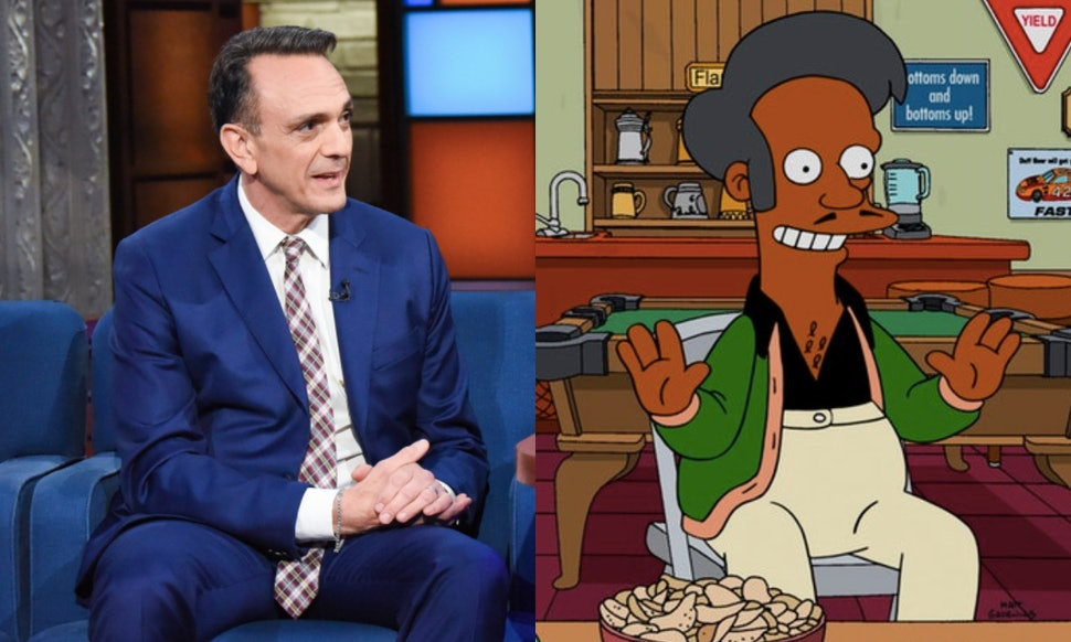 Hank Azaria's Response To Apu Backlash May Give You A Glimmer Of Hope For  This 'Simpsons' Character