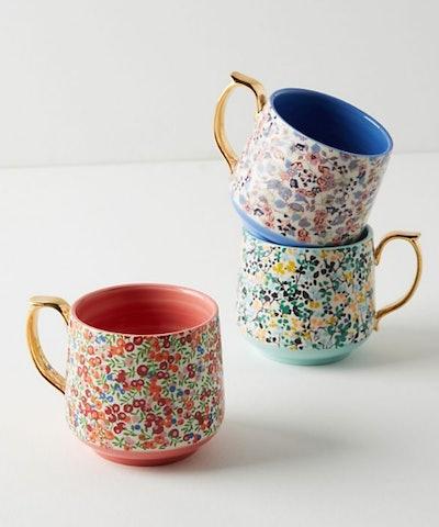 Liberty for Anthropologie Mug