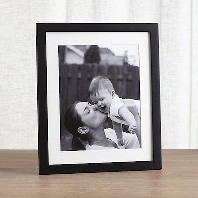 Matte Black 8x10 Picture Frame