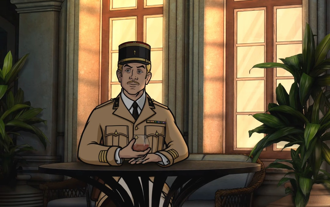 Image result for ray as captain reynaud