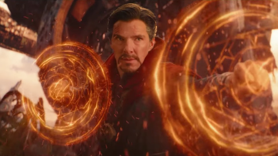 Do You Need To See 'Doctor Strange' Before 'Infinity War