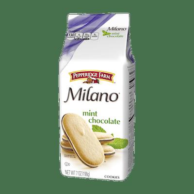 Mint Milano Cookies