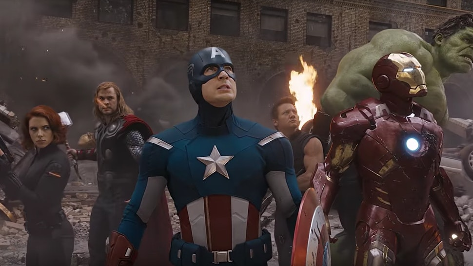 Recap 'Avengers' & Marvel Movies Past With This Hilarious