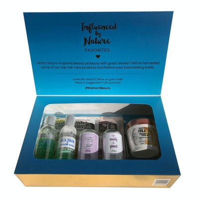 Influenced by Nature Hair Care Favorites Box