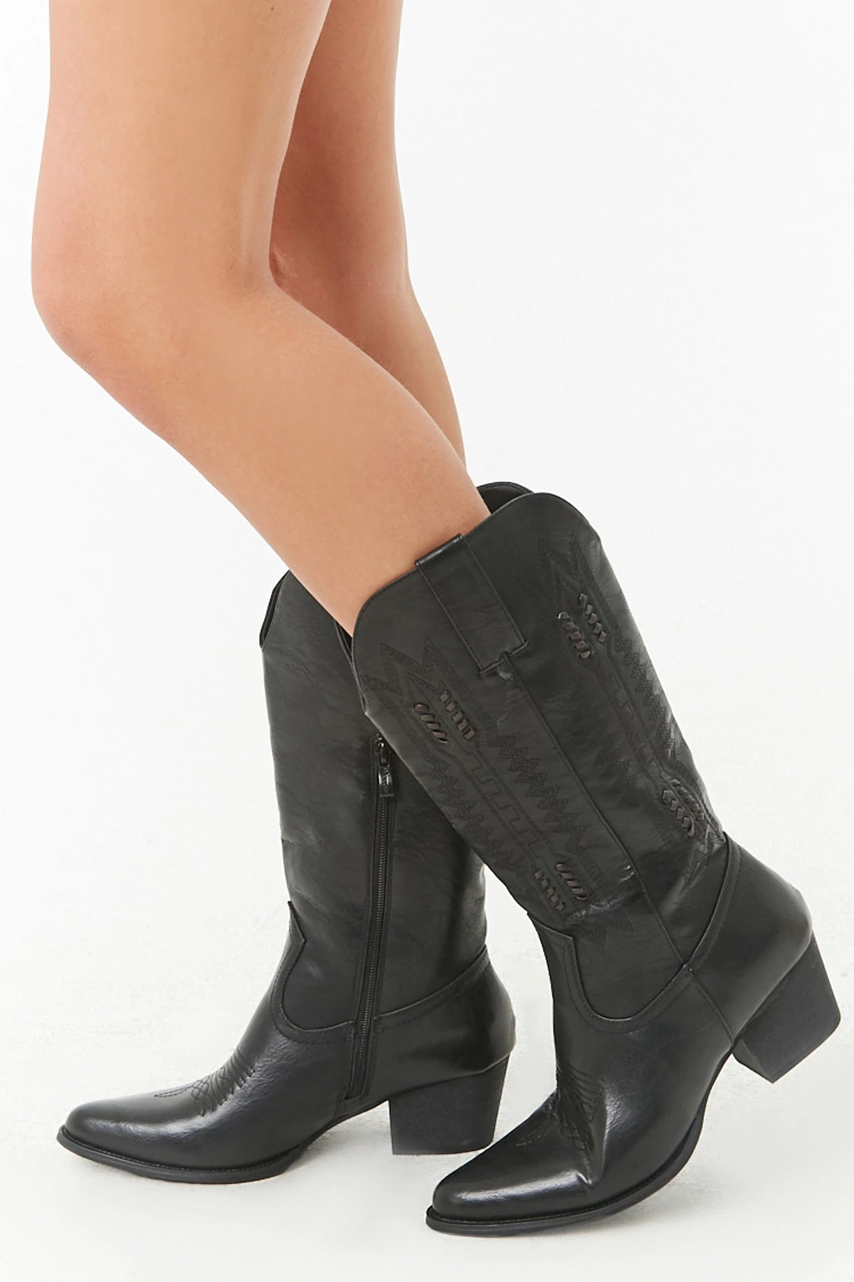 Wanted Mid-Calf Boots