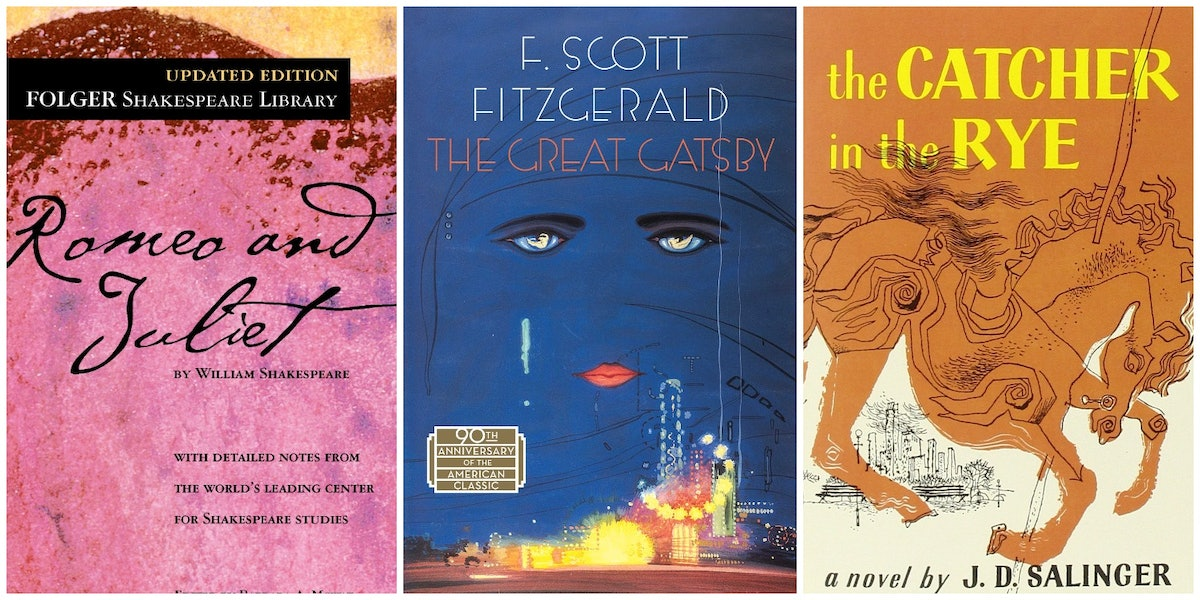 5 Classic Books We Should Skip In High School — And 5 To Read Instead