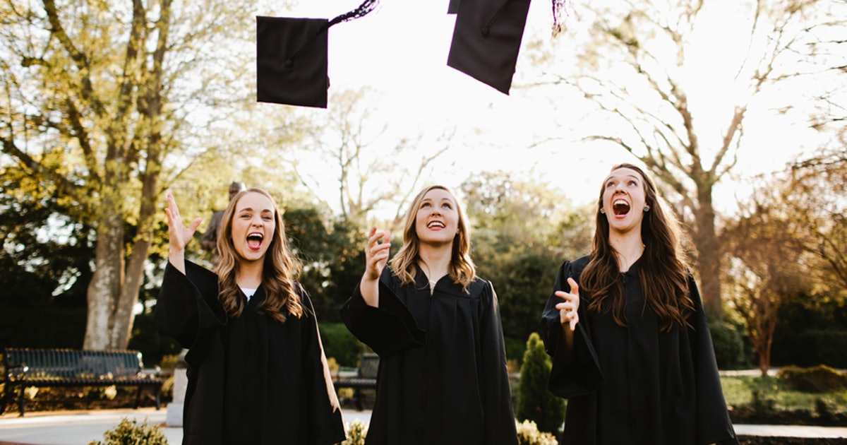 The Best Song Lyrics For Graduation Caps That Capture All The Feels