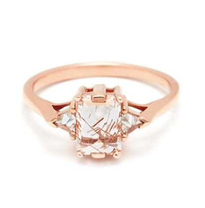 Bea Three Stone Ring