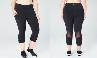 Core 10, Women's Onstride Plus Size Crop Legging
