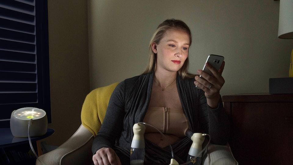 Medela Sonata Smart Breast Pump Review