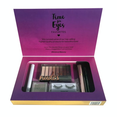 Time for Eyes Beauty Favorites Box