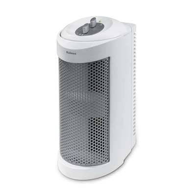 Holmes True HEPA Allergen Remover Mini Tower Air Purifier