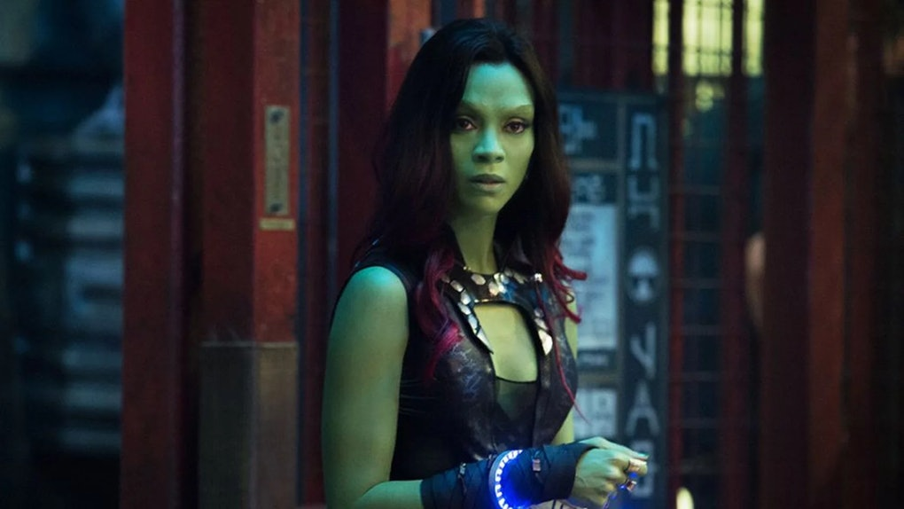 Gamora & Thanos Have A Complicated Past & The 'Avengers: Infinity