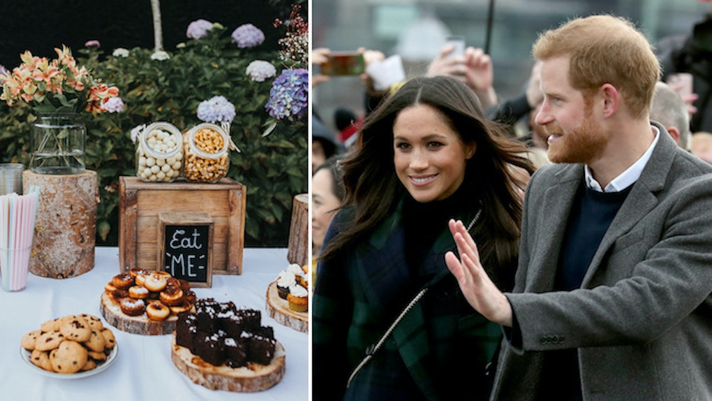 Royal Wedding Party.7 Royal Wedding Party Ideas For The Most Magical Celebration This May