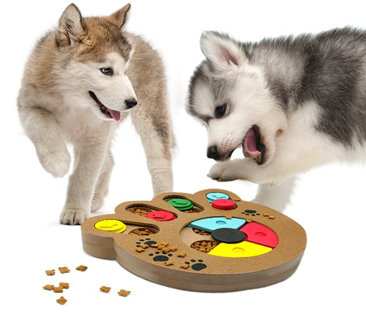 7 Puzzle Toys For Puppies