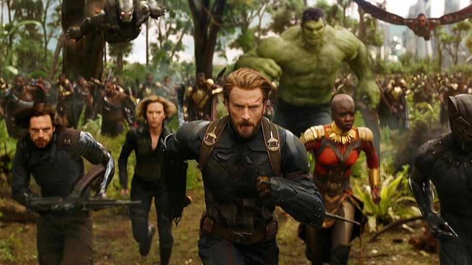 Thanos' Female Villain In 'Infinity War' Has A Complex
