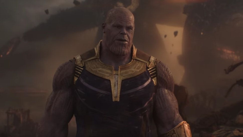 Thanos Fate At The End Of Infinity War Should Make You