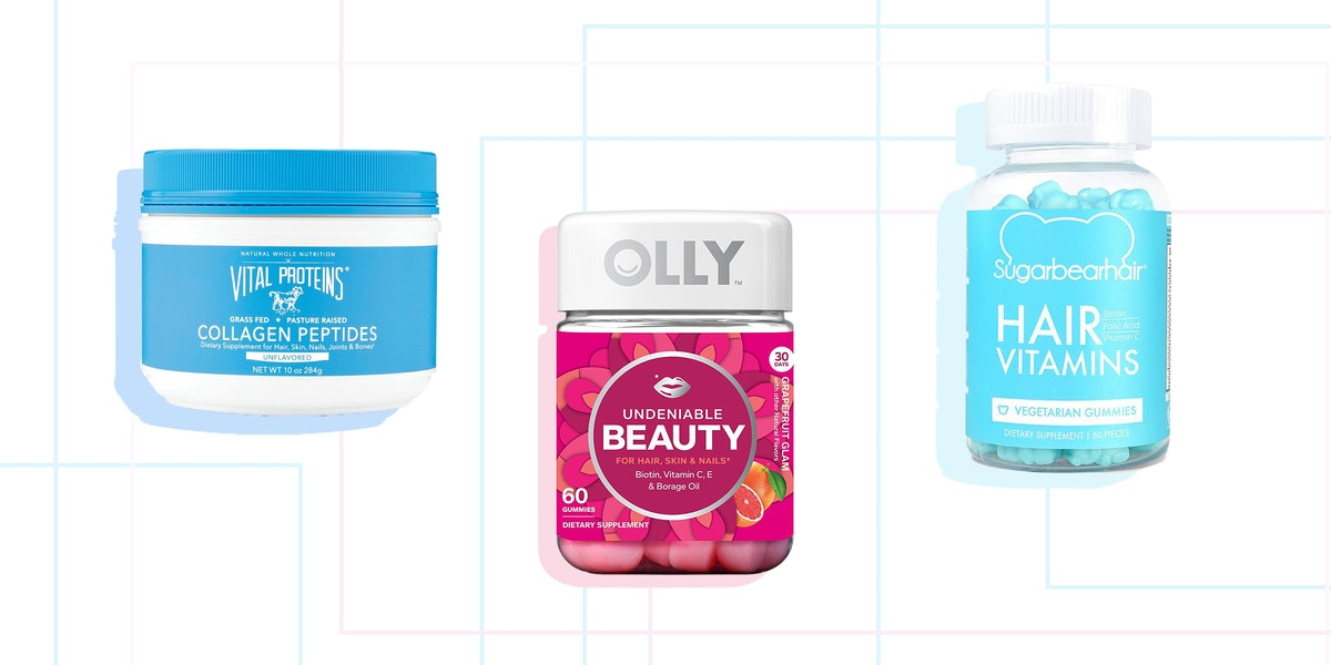 The 5 Best Vitamins For Hair