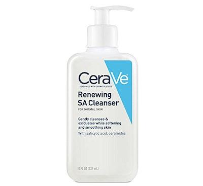 CeraVe Renewing Salicylic Acid Cleanser
