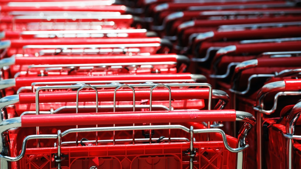 Do Car Seats Fit On Grocery Carts Its Every New Parents Question