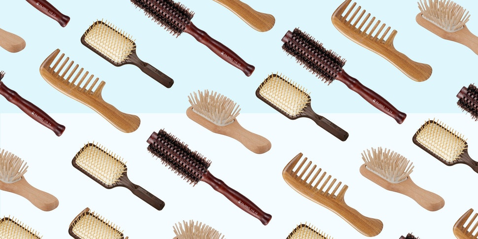 The 6 Best Wooden Hair Brushes