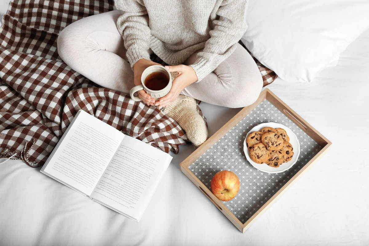 Taking A Mental Health Day? Read These 11 Uplifting Books While You Recharge & Reset