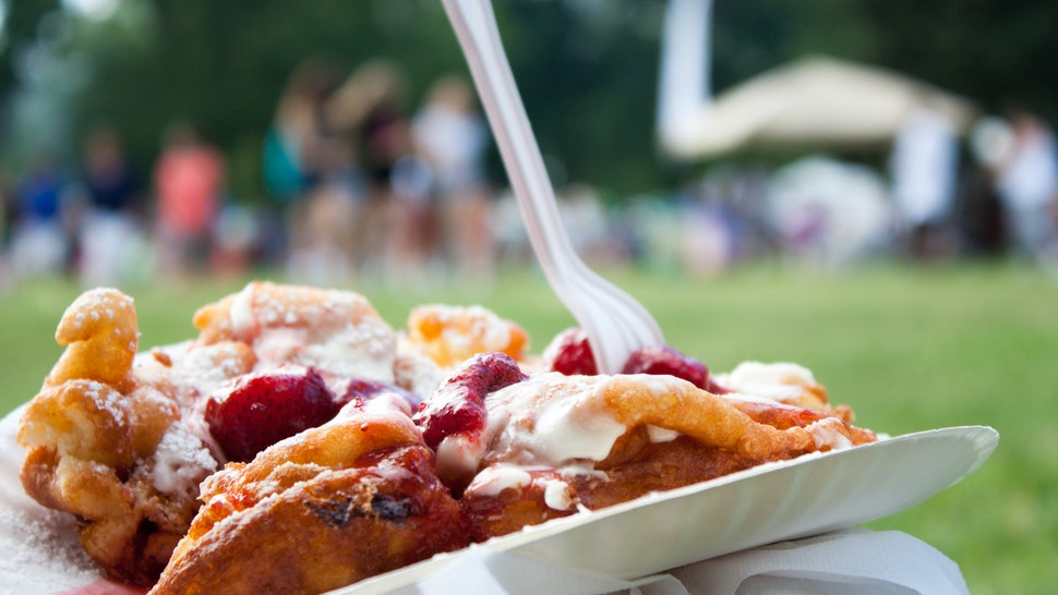 Which State Fair Food Has The Most Calories 16 State Fair Foods