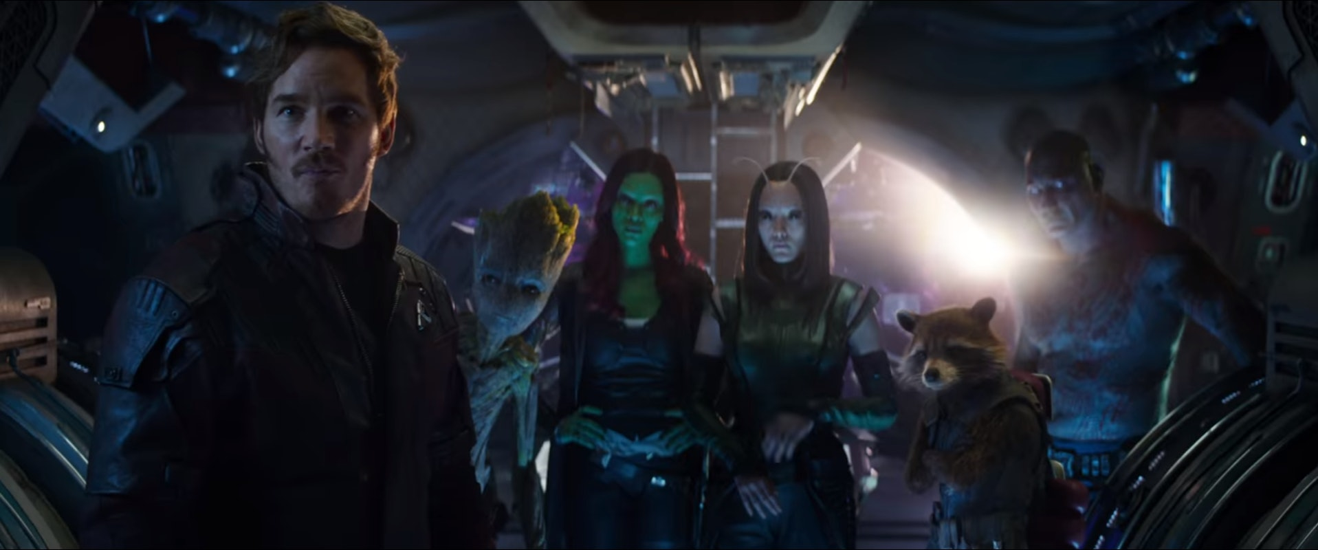 Image of: Dramabeans 11 avengers Infinity War Pop Culture References That Were So Sneaky You May Have Missed Them Den Of Geek 11 avengers Infinity War Pop Culture References That Were So